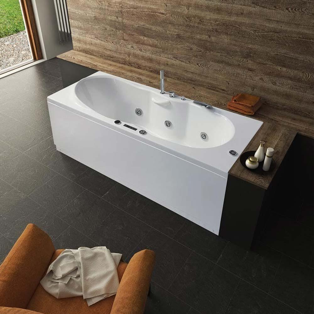 Relax Design Sonia Vasca Idromassaggio 170 X 70 X H 59 5 Miroma Ceramiche E Arredo Bagno