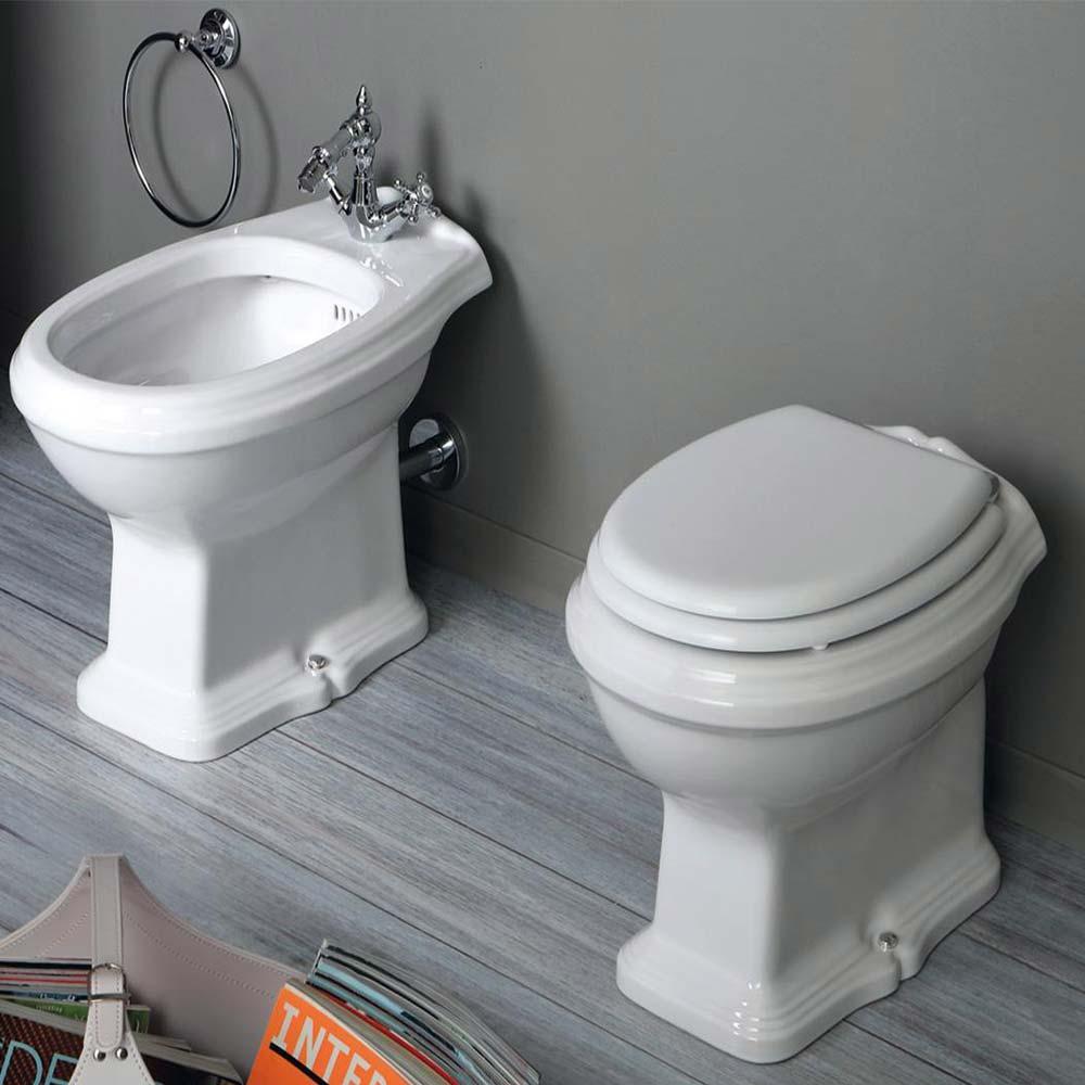 Bagno Senza Bidet Normativa simas arcade sanitari tradizionali in ceramica vaso bidet sedile | miroma  ceramiche e arredo bagno