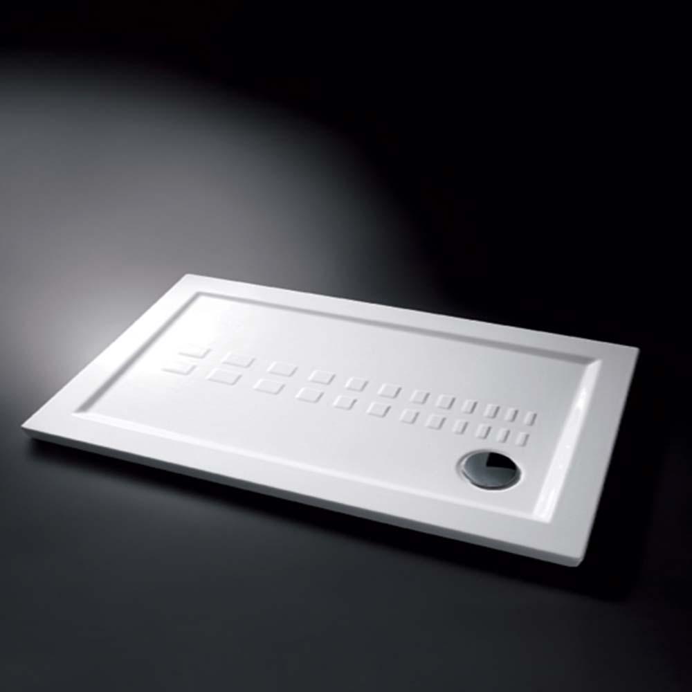 Piatto Doccia Althea Ito Rettangolare 80 X 100 In Ceramica Extra Slim Miroma Ceramiche E Arredo Bagno